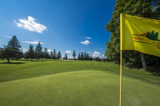 Panorama Golf Course: Your perfect day on the course is awaiting you!