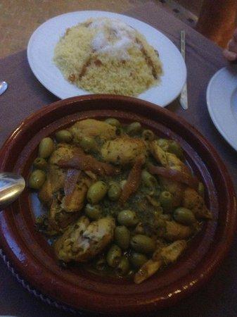 Riad Les 5 Soeurs: Un remarquable Tajine de Khadija
