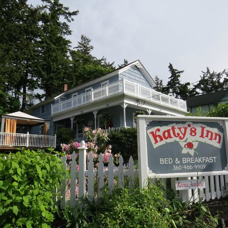 Katy's Inn : Front view