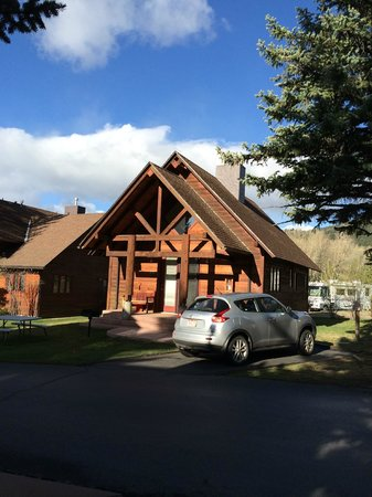 Rams Horn Village Resort : Home sweet home during our stay