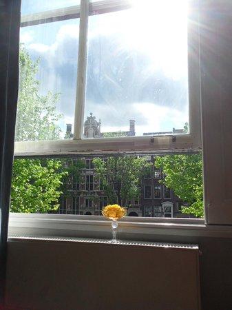 Keizersgracht Residence: View from livingroom