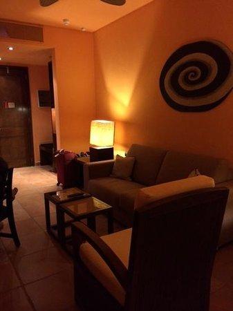 Catalonia Riviera Maya: Sala Priviliged Room Sector 8