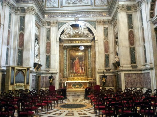 Arcibasilica di San Giovanni in Laterano: Chapel - San Giovanni in Laterano