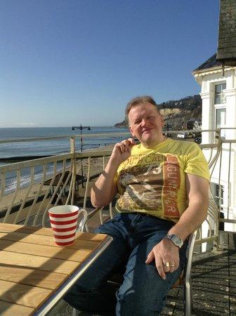 Shoreside Inn: Afternoon tea