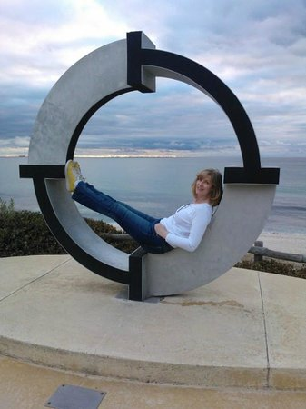 Cottesloe Beach: Great place for posing for a photo