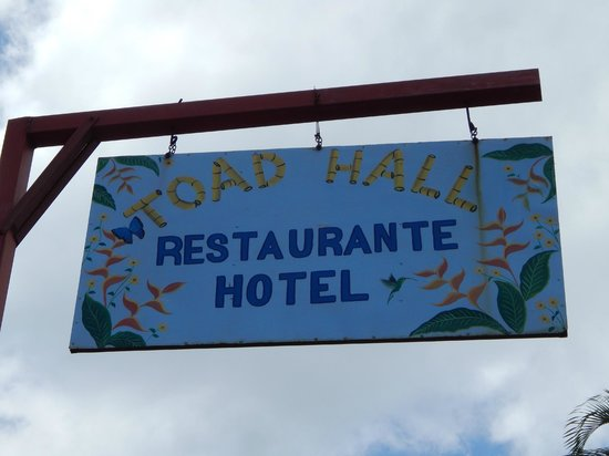 Toad Hall Hotel: Toad Hall
