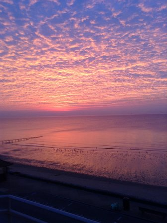Shoreside Inn: Amazing wake up