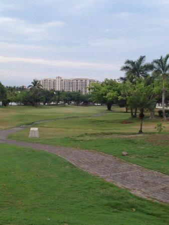 Marina Golf Club: Pretty flat