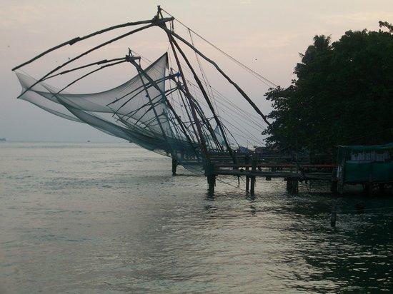 Vivanta by Taj - Malabar: Chinese Fishing Nets