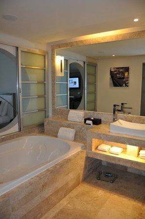 Paradisus Playa Del Carmen La Esmeralda : la salle de bains