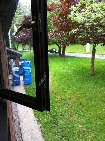 Days Inn Bristol M5: View from room 115