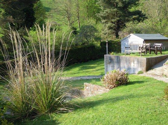Trennicks B&B: Garten