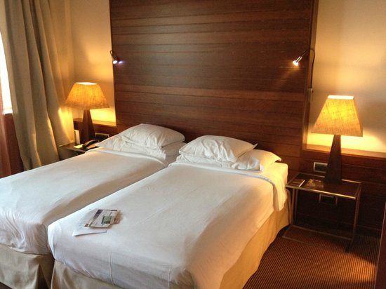 Sheraton Gran Canaria Salobre Golf Resort: Chambre Deluxe
