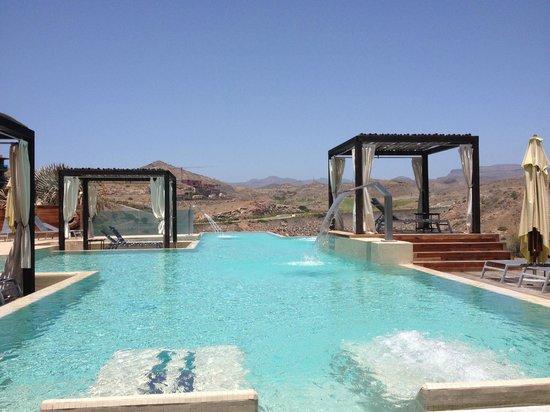 Sheraton Gran Canaria Salobre Golf Resort: Espace Outdoor du Spa