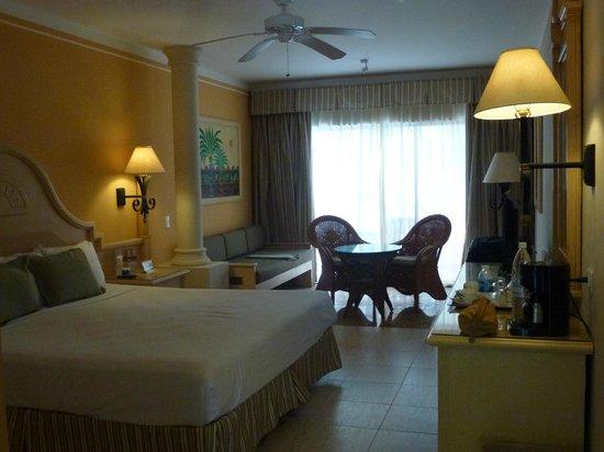 Grand Bahia Principe La Romana: Habitación digna de hotel 5*