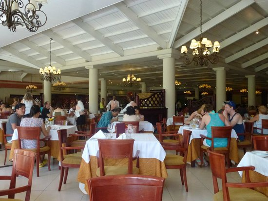 Grand Bahia Principe La Romana : Buffe