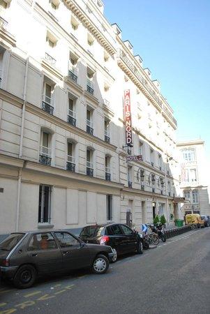 Hotel Paris Nord : Hotel