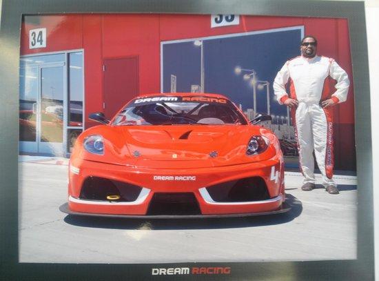 Dream Racing: bucketlist achievement lvl Ferrari
