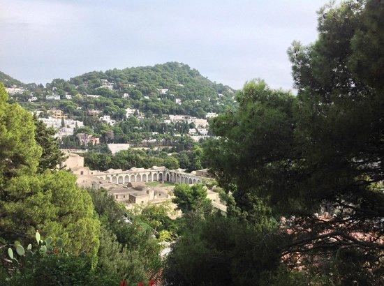 Giardini di Augusto : Gardens of Augustus