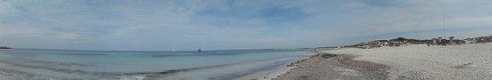 Es Trenc: Panoramica playa Es de Trenc