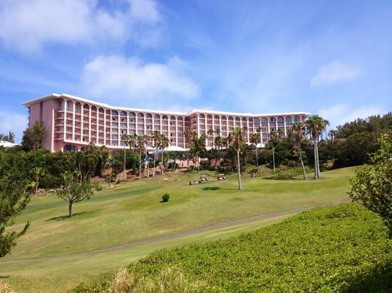 Fairmont Southampton: Hotel