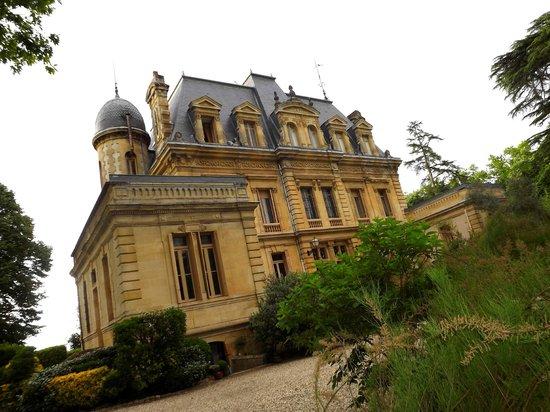 Chateau de Camperos : Vu extérieure