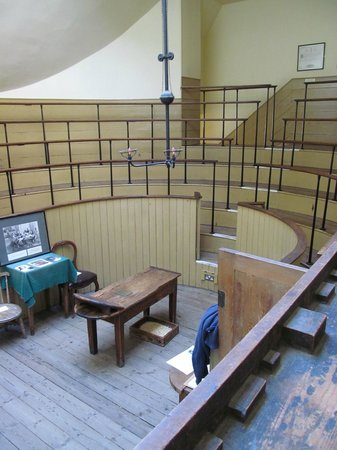 Old Operating Theatre: A Students eye view