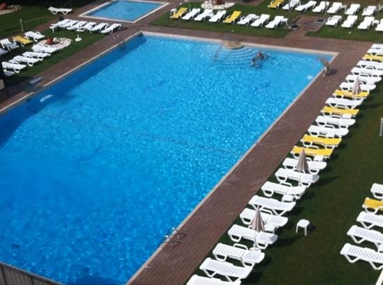 Albufeira Sol Suite Hotel & Spa: the pool