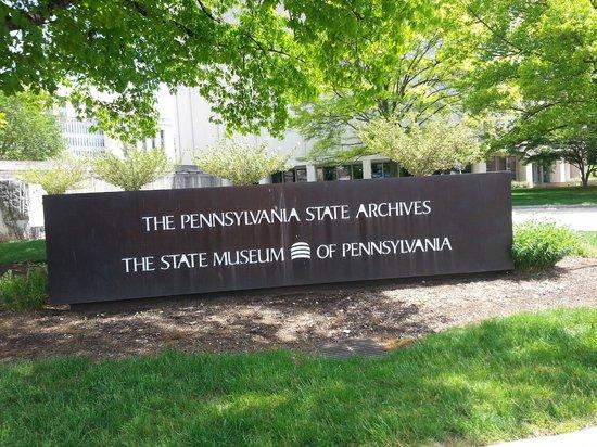 State Museum of Pennsylvania