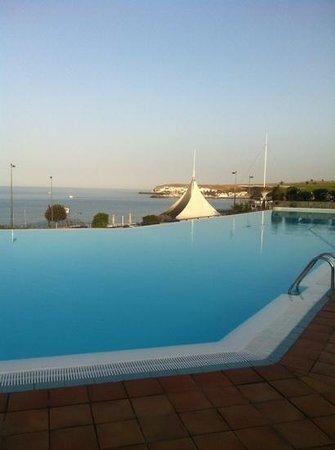 H10 Playa Meloneras Palace: infinity pool