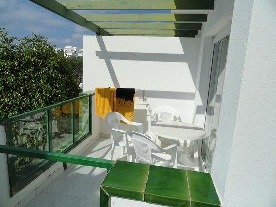 Apartamentos Guacimeta Lanzarote: Balcony