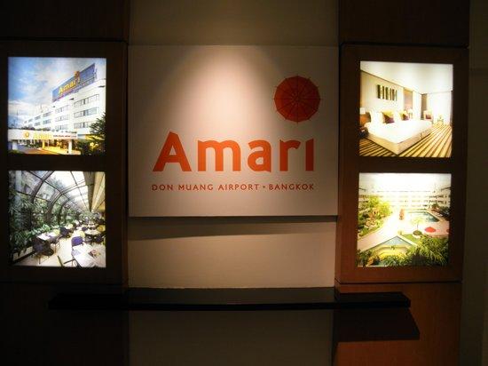 Amari Don Muang Airport Bangkok : Amari Hotel