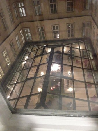 Hotel Zenit Budapest Palace: lobi