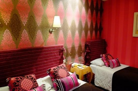 Hotel Jardin Le Brea: Bedroom no 5