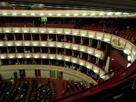 Staatsoper: Second Gallery out of Three