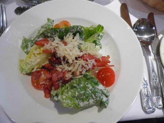 Glendalough Hotel: Lovely food