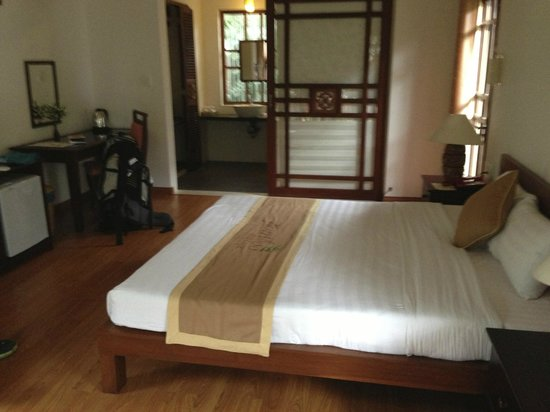 Hoi An Riverside Bamboo Resort : Room