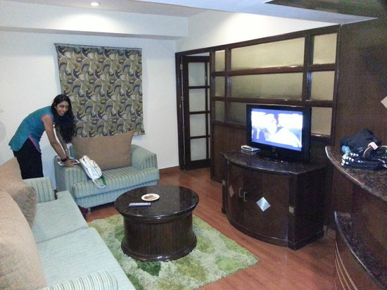 Golden Tulip Amritsar : Suite