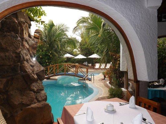 Hotel Silberstein: Desayunador