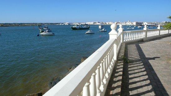 Occidental Isla Cristina: puerto