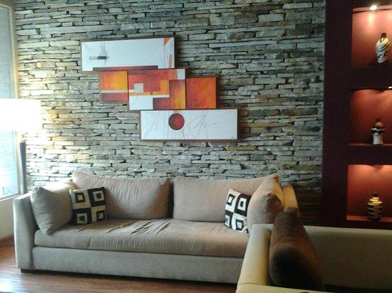 Quillen Hotel & Spa: Lobby