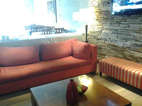 Quillen Hotel & Spa: Bar
