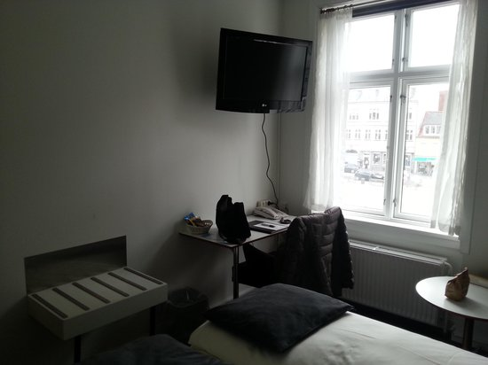 BEST WESTERN Torvehallerne: Semi double room