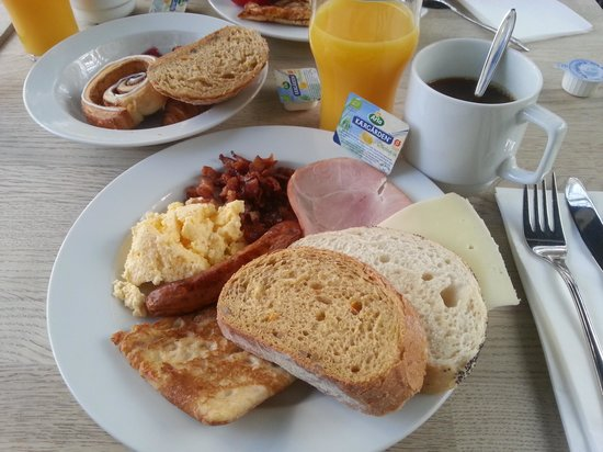 BEST WESTERN Torvehallerne: Breakfast dishes