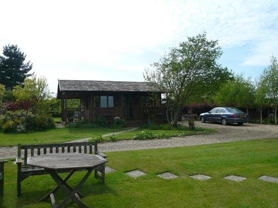 Lakeside Town Farm: the lodge