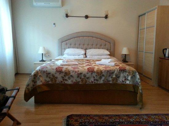 Ipekyolu Hotel: La nostra camera