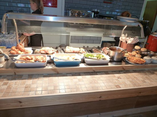 Tomich Cafe : Carvery