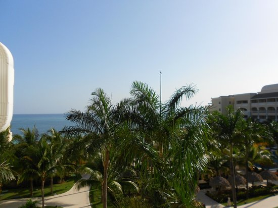 Iberostar Grand Hotel Rose Hall: Our view - room 6305