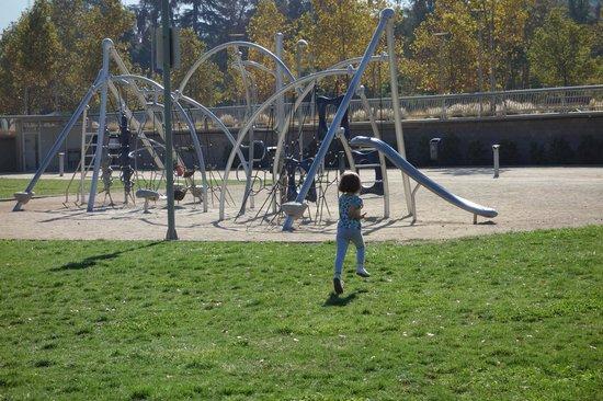 Parque Bicentenario : Parque Bicentenário