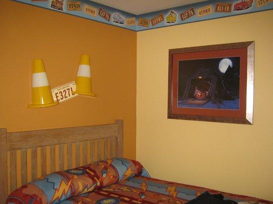 Disney's Hotel Santa Fe: panoramica camera da letto